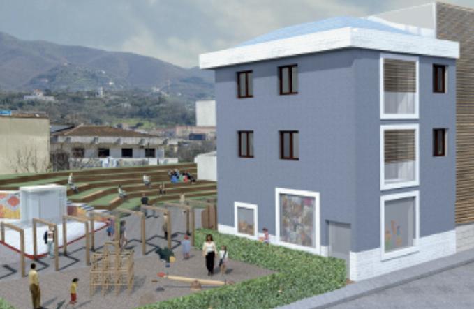 Quartiere Ecologico • Cava dei Tirreni