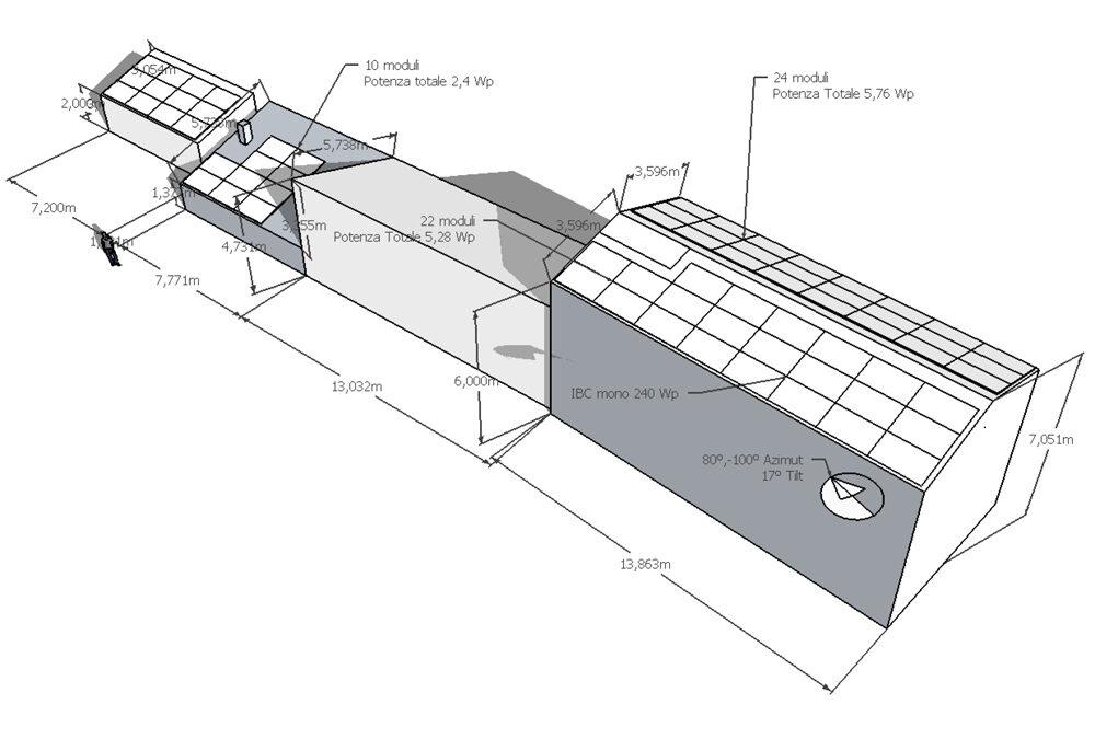Impianto Fotovoltaico Cassia