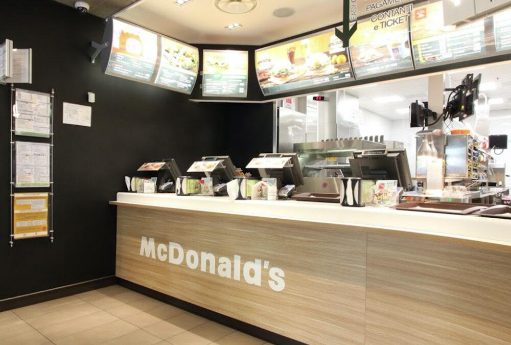 McDonald's • Ristorante – Roma